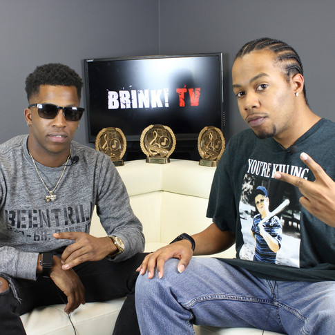 iHeartMemphis Visits Brink TV