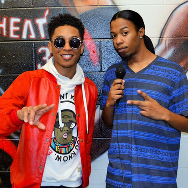 Jacob Latimore Meets BrinkTV