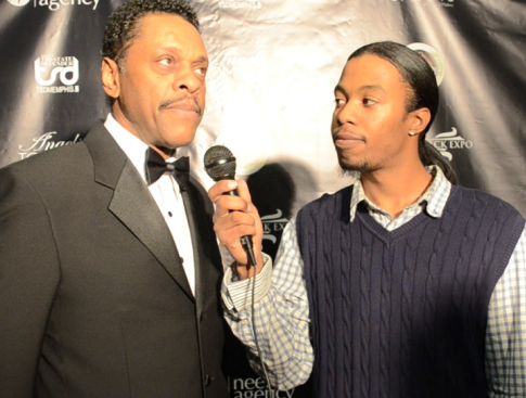 Lawrence Hilton Jacobs Meets BrinkTV