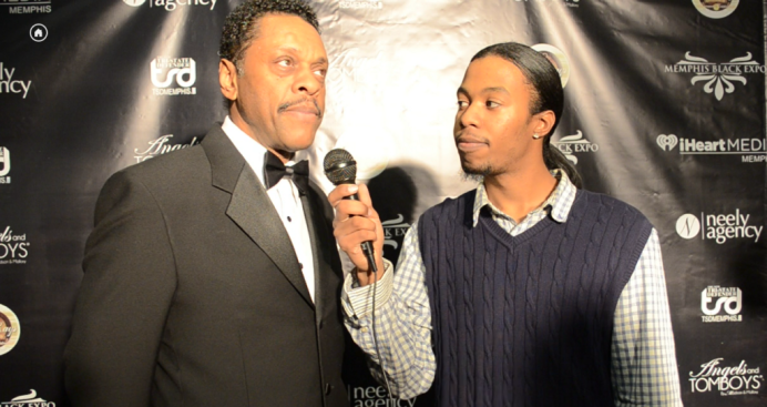 Lawrence Hilton Jacobs Meets BrinkTV