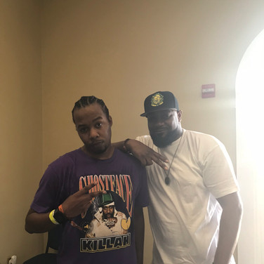 Ghostface Killah (Wutang Clan) Meets Brink TV