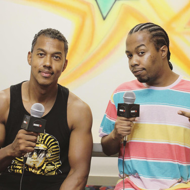 Actor Wesley Jonathan Meets Brink TV