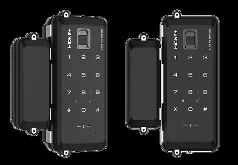 Glass door lock HG-1390C