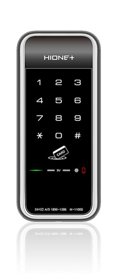 Digital access door lock HIONE+ M-1100S