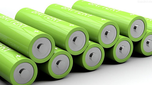 Batteries LiMnO2