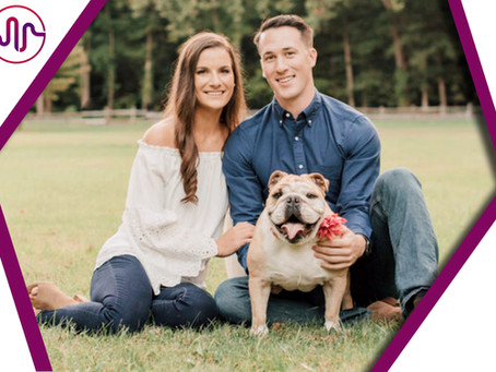 Featured Friday: Megan & Mike!