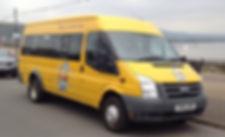 Isle of Cumbrae Minibus, Millport