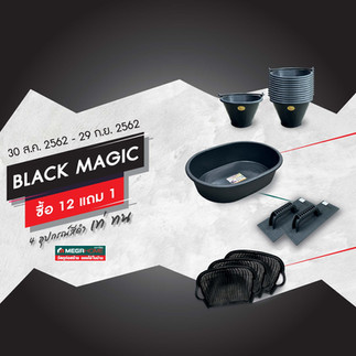 Megahome_Black Magic