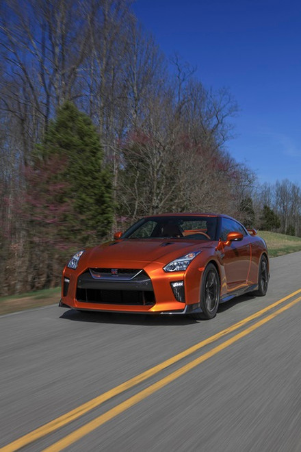 Nissan GT-R : แต่งหน้าทาปากใหม่ให้ Godzilla