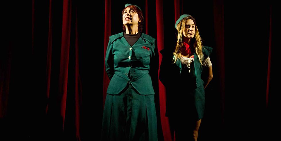 "Espetáculo teatral 'Il Viaggio"" | SESC Bom Retiro | 2012"