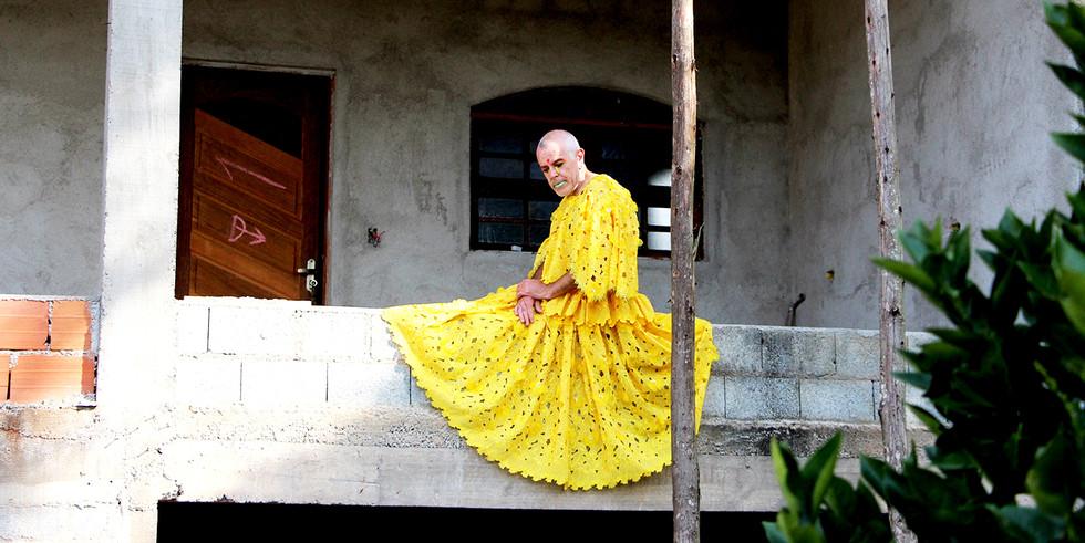 Performer: Bukuritós Aruanda   Fotografia: Simone Donatelli