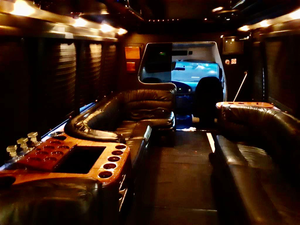 Party Bus Service (Small Party)