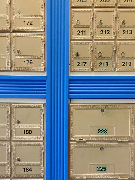 Mail Boxes Available at Weston FL, Mail Center
