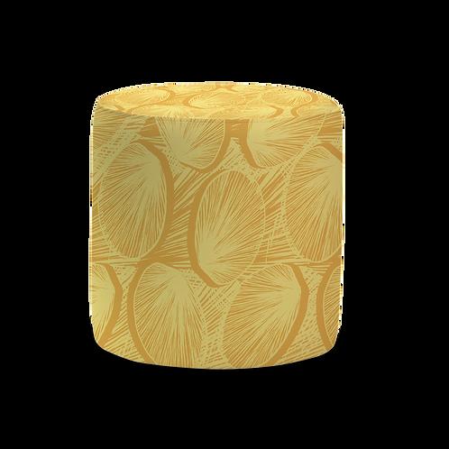 Yellow Ottoman