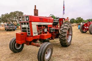 Veteran Tractors
