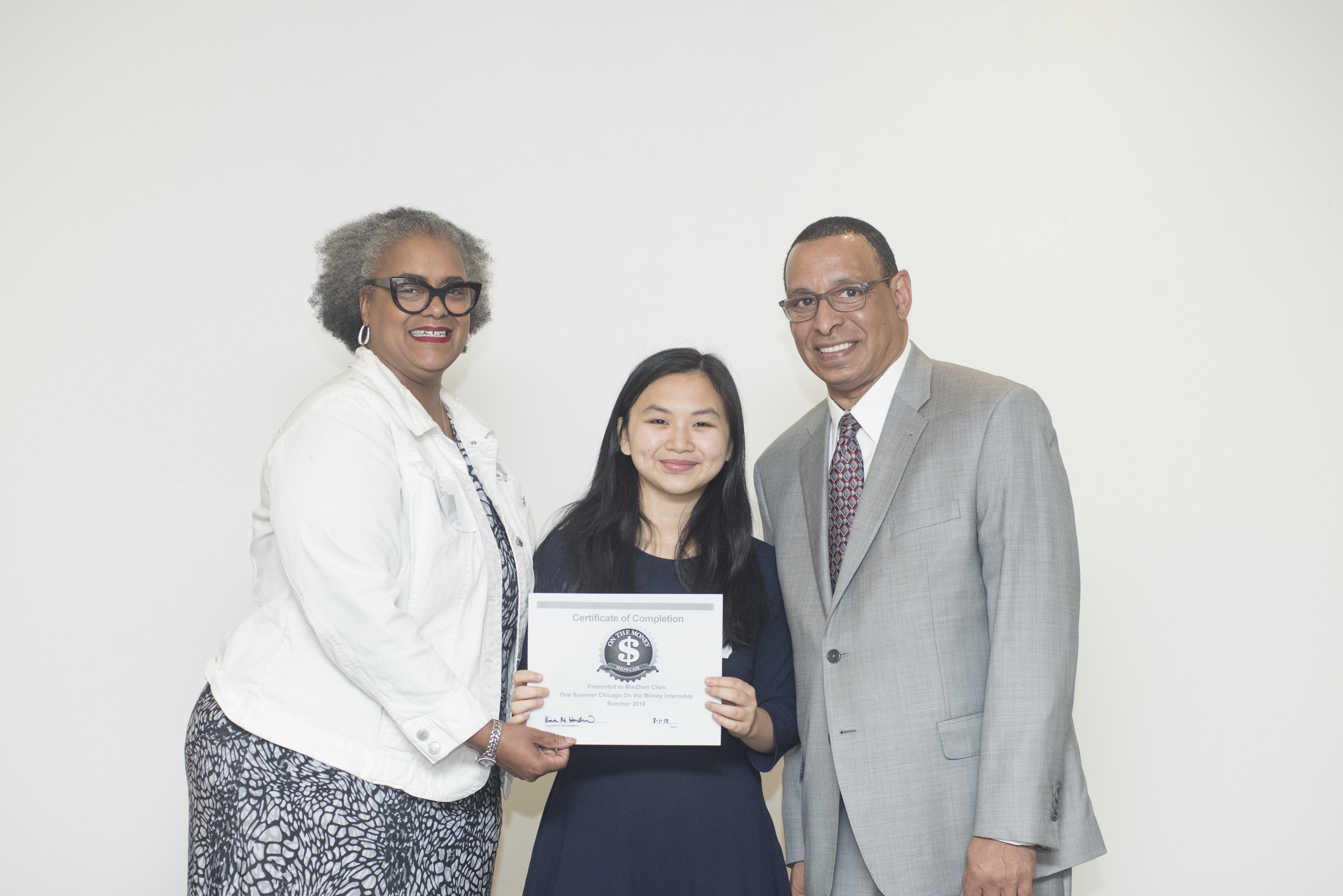 Certificate min zen