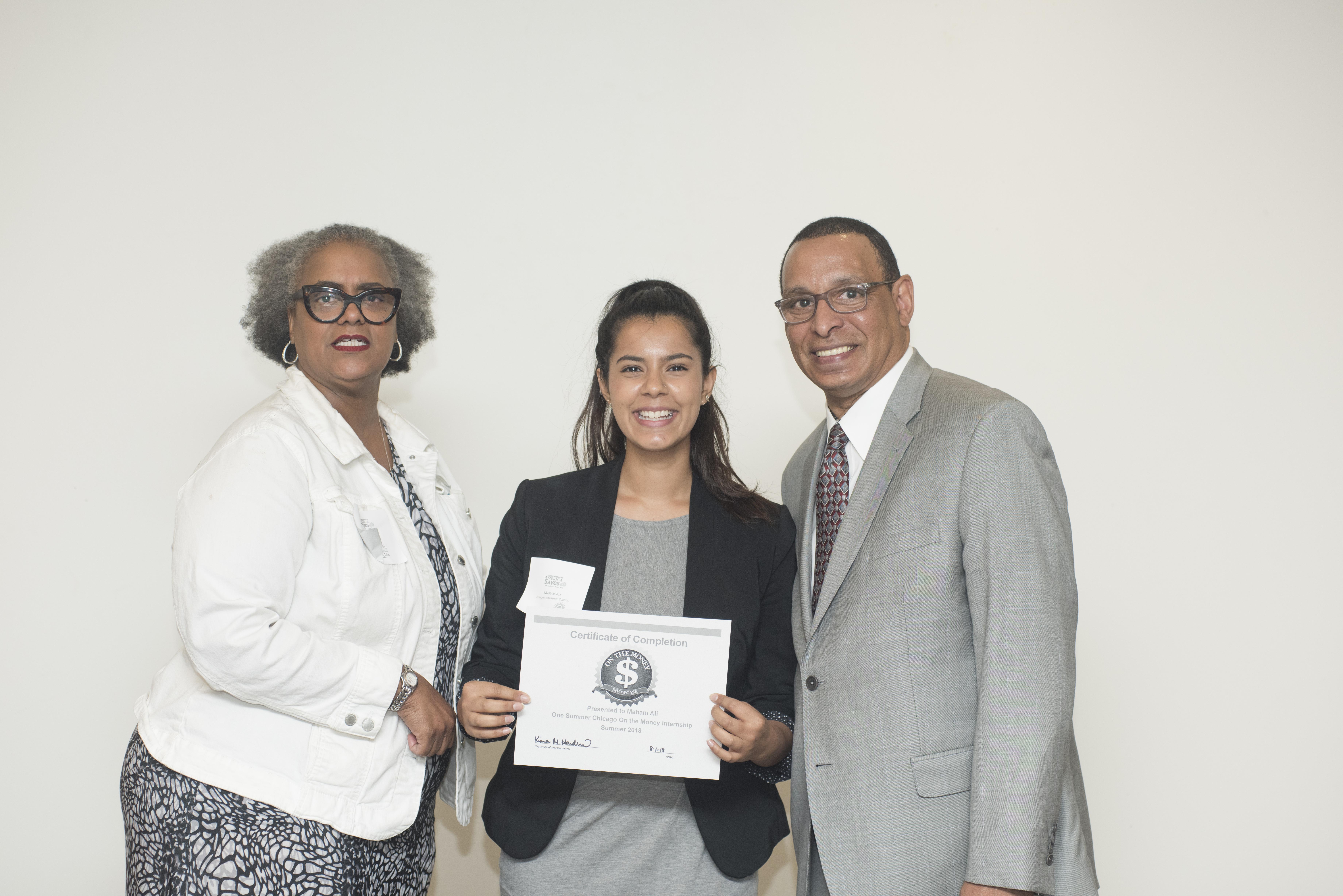 Certificate Maham