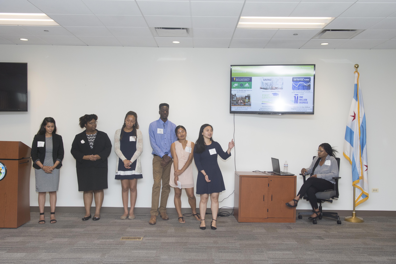 Wintrust group presenting