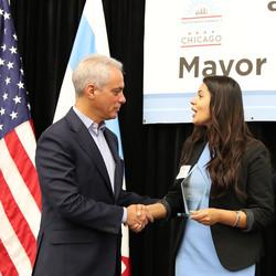 Edit Maham Mayor