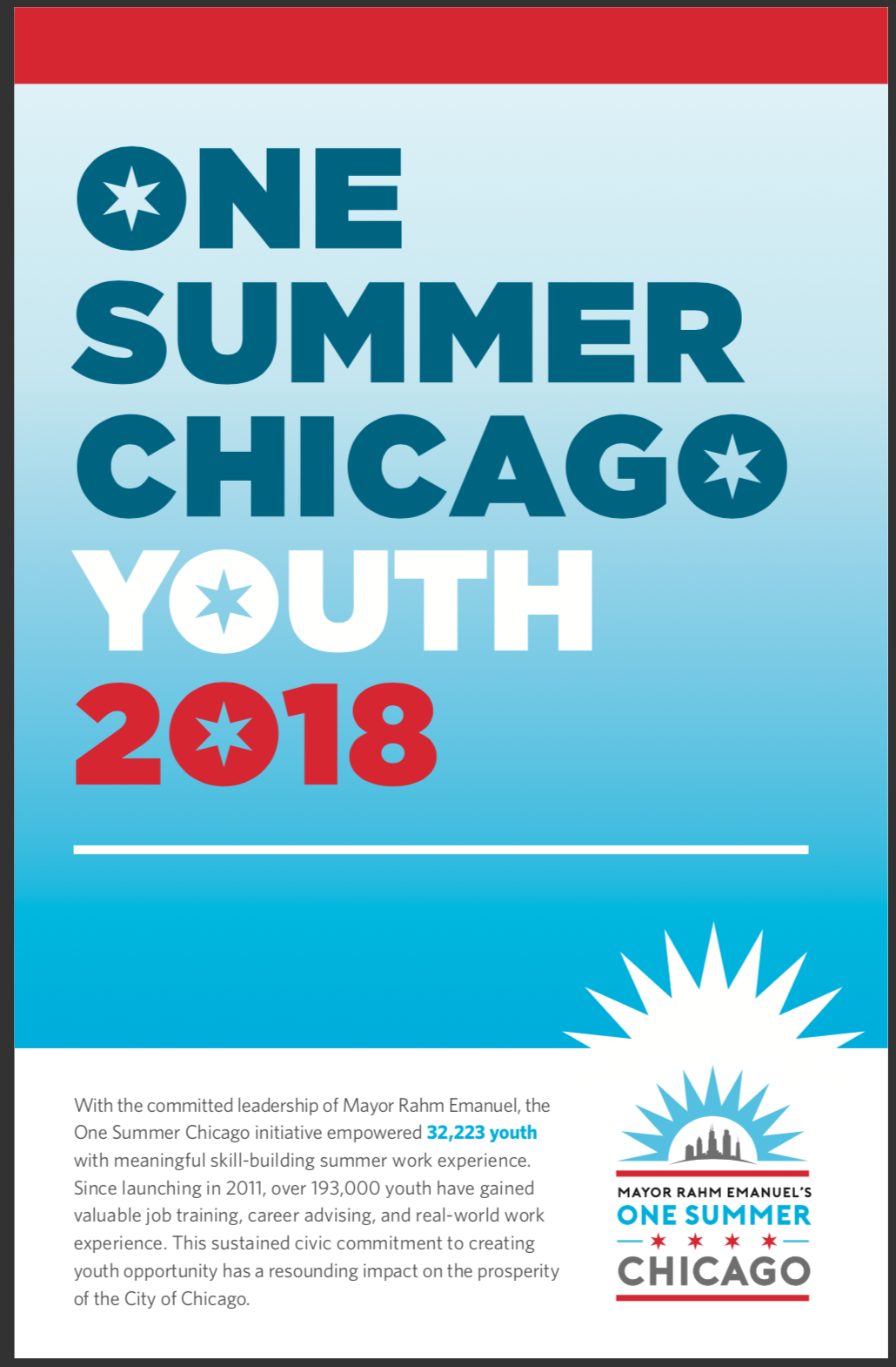 One Summer Chicago 2018