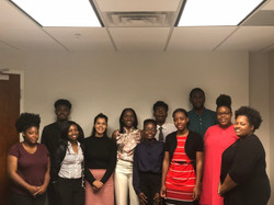 State Farm agent with interns