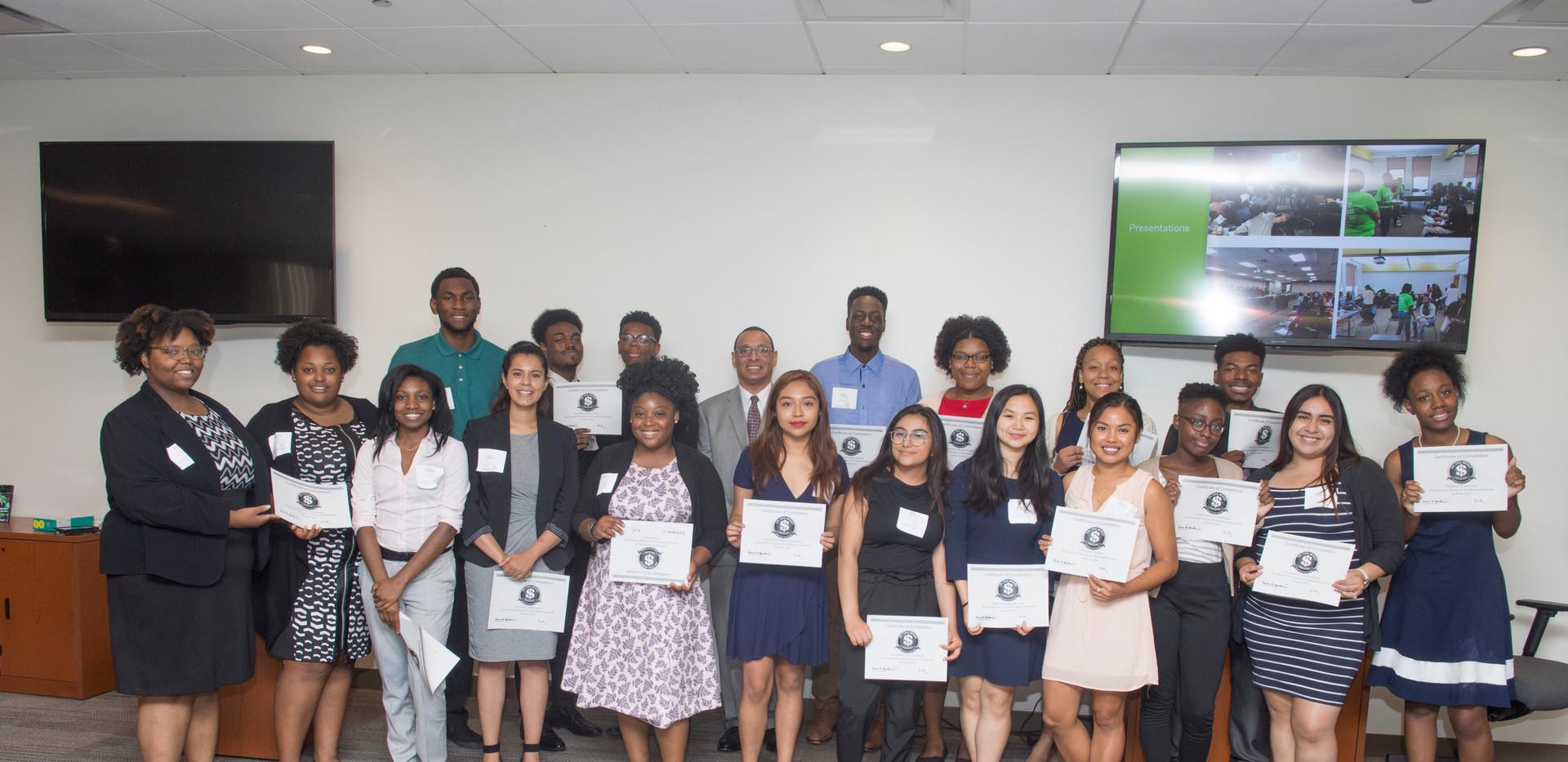 Interns graduation group pic.jpg