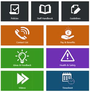 SharePoint online Promoted links (Tile) web part for Modern