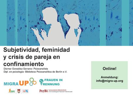 Subjetividad, feminidad y crisis de pareja en confinamiento