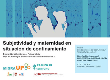 Subjetividad y maternidad en situación de confinamiento