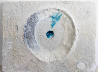 Icy Blue Crater