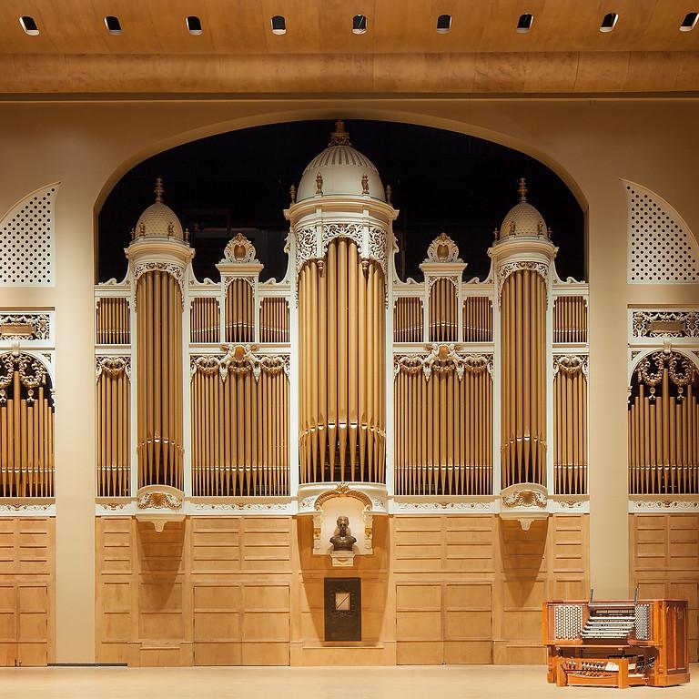 Poulenc's Organ Concerto