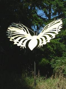 Monarch Sculpture