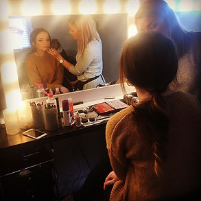Cambridge Makeup Lesson