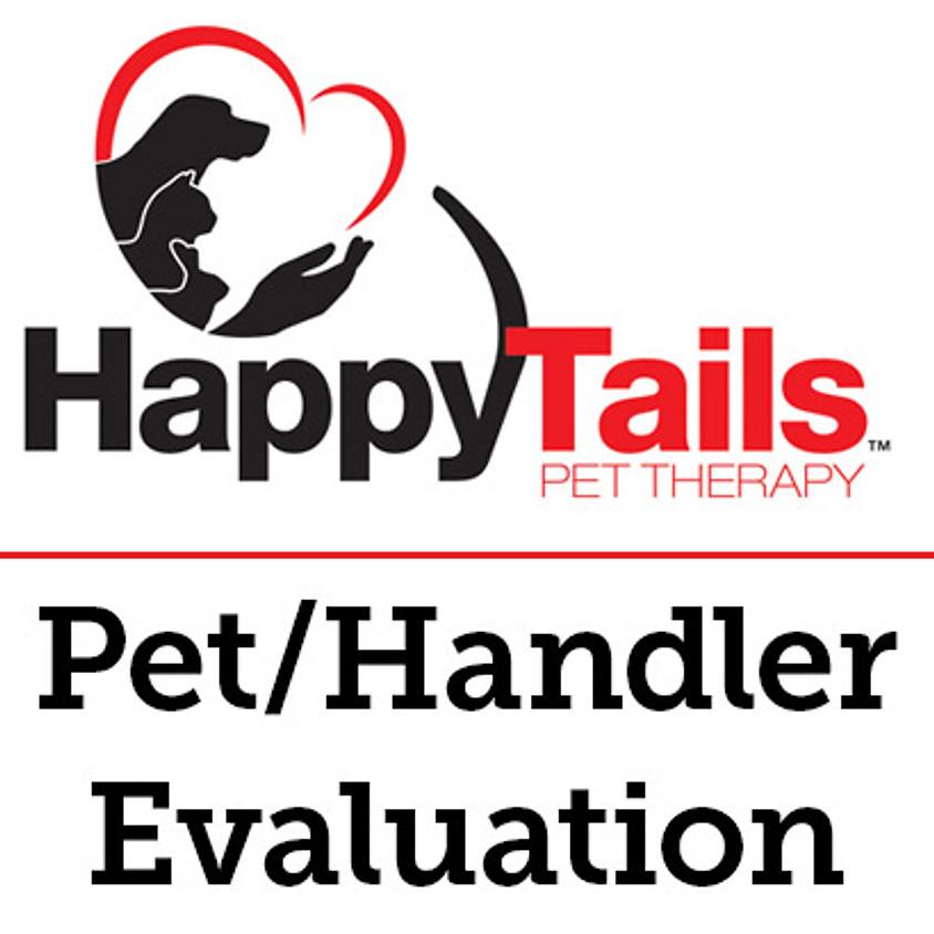 Pet/Handler Evaluation - Oct 2018