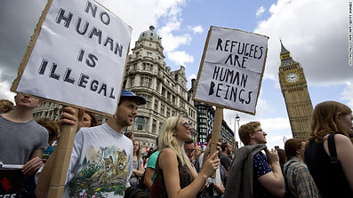 refugees are human demo europe.jpg