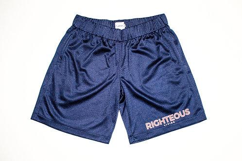 Righteous Living Mesh Shorts