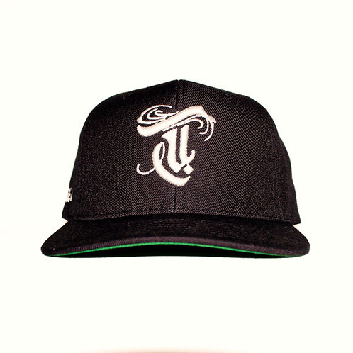 Righteous Snapback Black