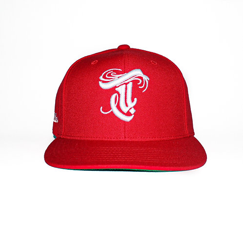 Righteous Snapback Red
