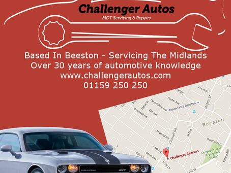 Beeston Mechanics