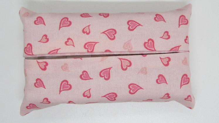 Valentine Hearts Tissue Holder