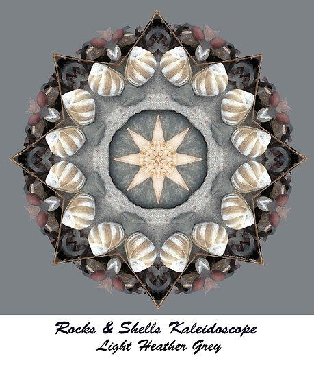 Rocks &  Shells Short Sleeve V Neck