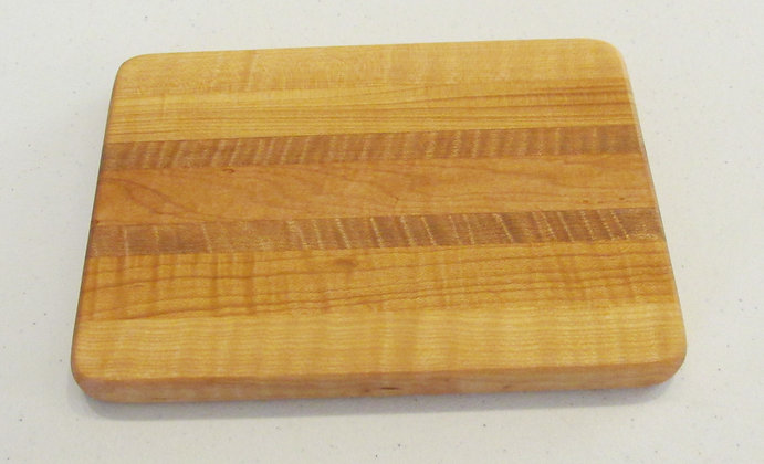 Hand Made Wooden Bar Boards, Choice of Woods by Artisan Duane Butler