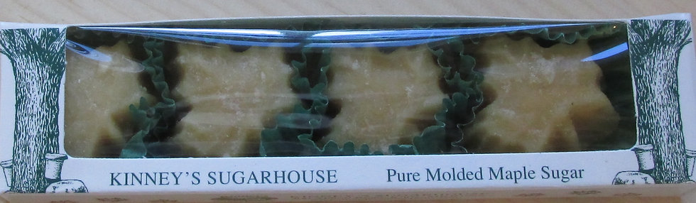 Organic Maple Sugar Moose Candy by Artisan Kinney's Sugarhouse