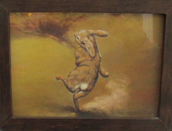 Happy Rabbit by Artisan Tania Amazeen-Jones
