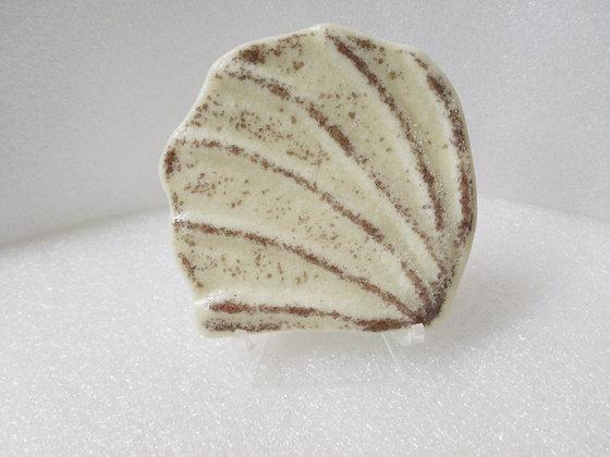 Seashell Dish by Artisan Marie Bickford