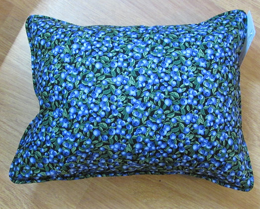 Dark Blueberry Pillow by Artisan Pillow World
