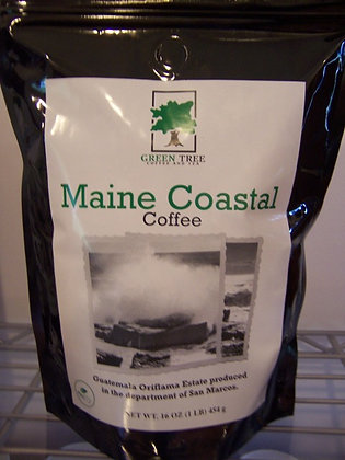 MAINE COASTAL COFFEE