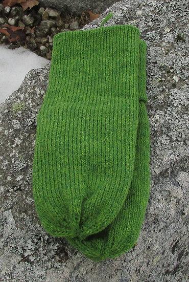 Keevan Double Knit Wool Handknit Mittens