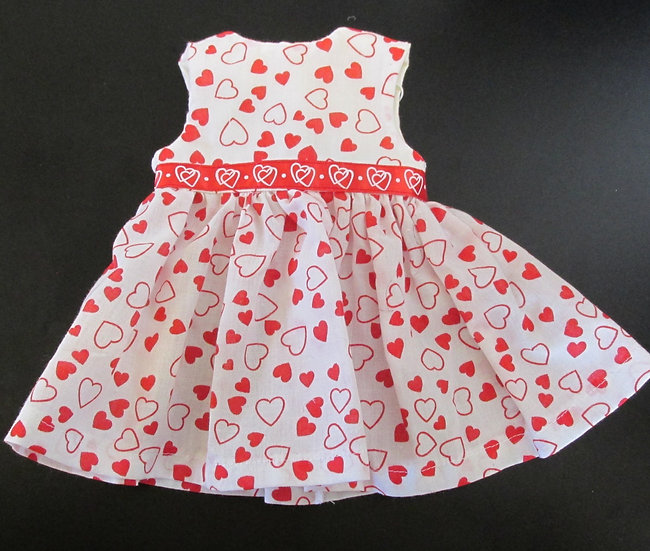 Party Dress Doll Outfit