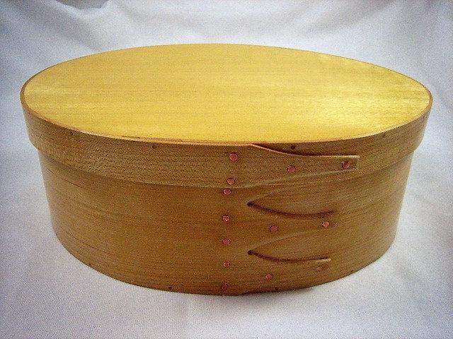 # 3 Maple Oval Storage Box